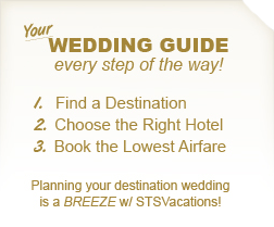 3 Step Weddings